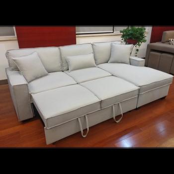 Modern House Furniture Fabric Sofa Bed