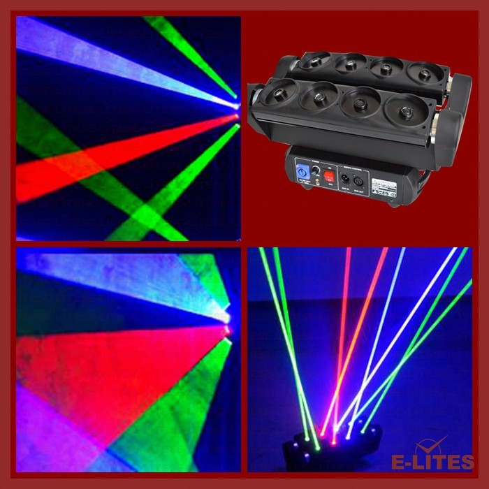 Außen laser projektor, laser licht led moving head