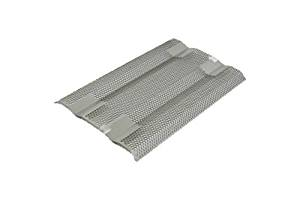 Music City Metals 90561 Stainless Steel Heat Plate Replacement for Select Fire Magic Gas Grill Models