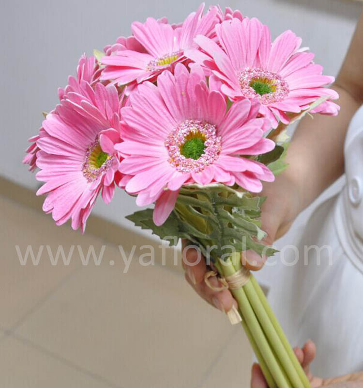 Silk Daisy Bouquets, Silk Daisy Bouquets Suppliers and Manufacturers ...