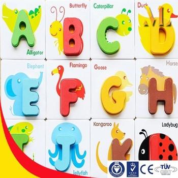 Alfabet Flashcards Kinderen Onderwijs Diy Speelgoed Animal Farm Kaart  Speelgoed - Buy Alfabet Flashcards Speelgoed,Kinderen Onderwijs Diy