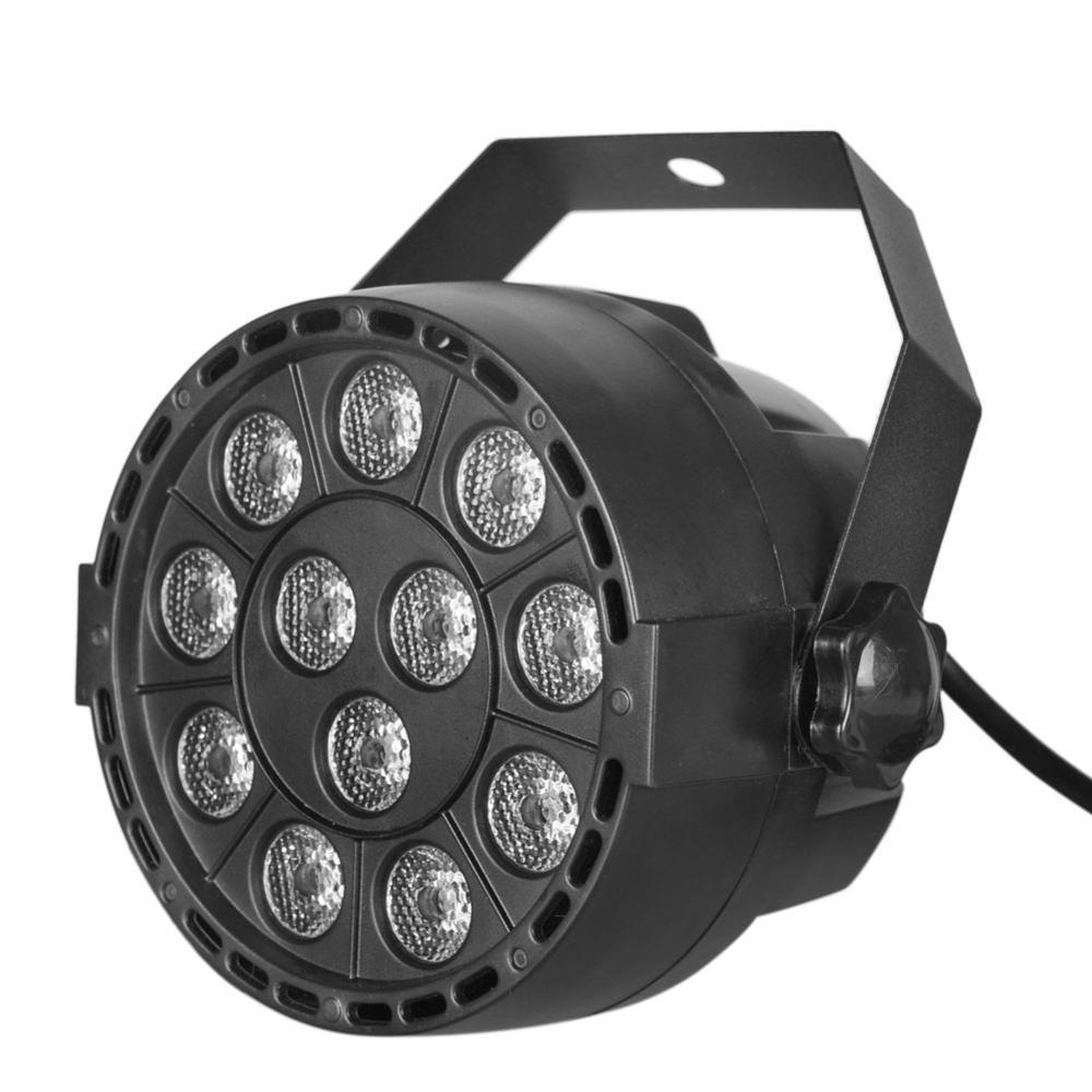 best quality mini flat led flashlight par light mini spot light for party dj