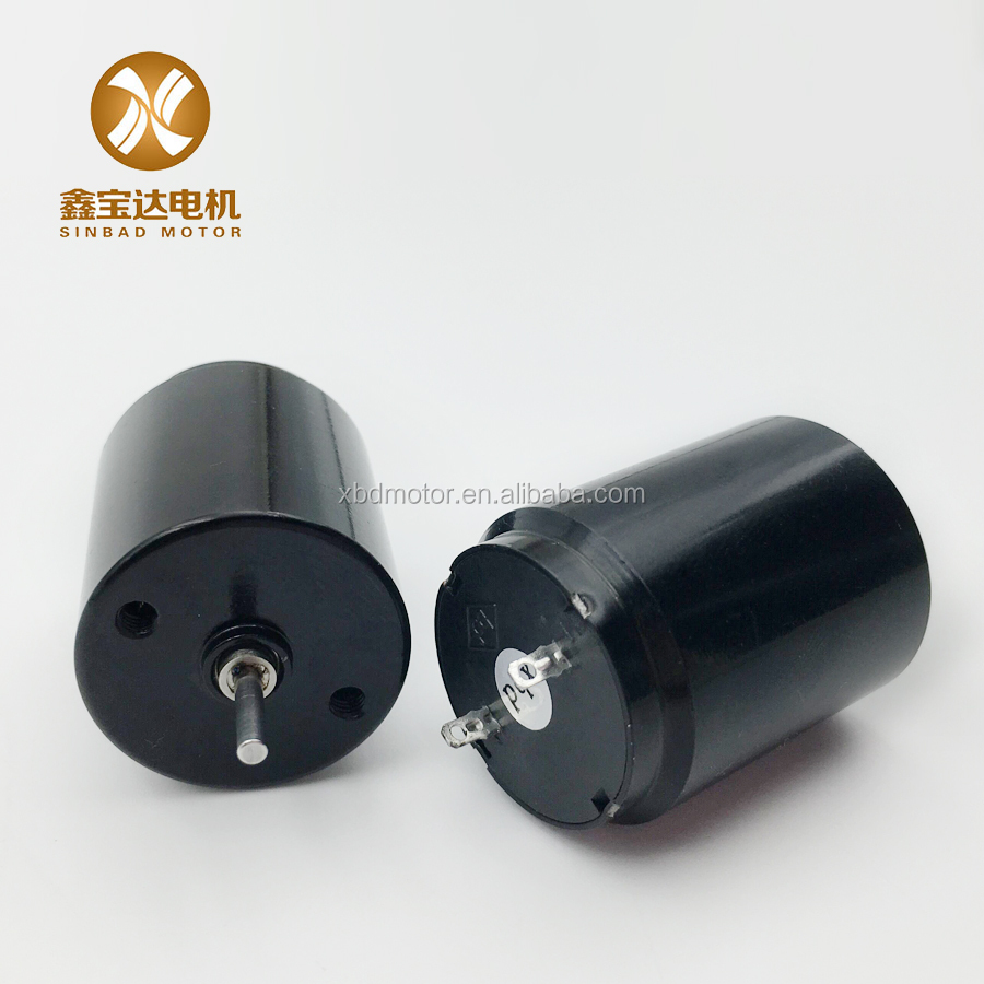 XBD-2431 Coreless DC Motor ,Used in the field of medical devices, power tools