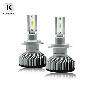Factory Supply 9005 HB3 9006 HB4 H11 H4 H7 Auto Car LED Headlight 6000K Light Bulbs 30W 3000lm
