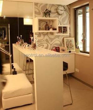 Cheap Small Beauty Salon Prefab Reception Desk - Buy Cheap ...