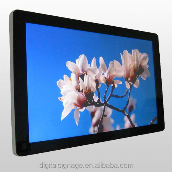 "42"" 46"" 55"" 65"" LCD TV Full HD Wifi 3G LCD Module Transparent Screen for Advertising Digital Signage WiFi Video Module"