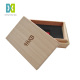 Luxury Jewelry Wooden Packaging Gift Box