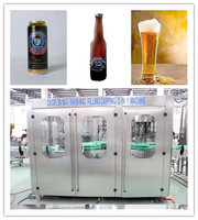 supplier carbonated drink soft drink filler Cola cans filling machine equipment