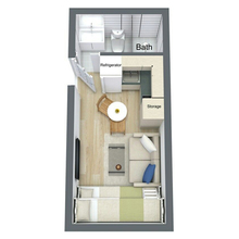 Lightweight container house container shop /office movable