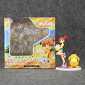 New kasumi togepy koduck 12cm Misty Togepi Psyduck PVC Figure Collectible Model Toy