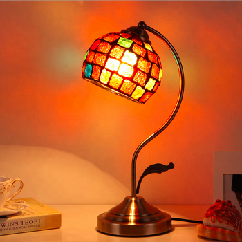 Hot Sell Home Decoration Mediterranean Style Table Study Reading Lamp