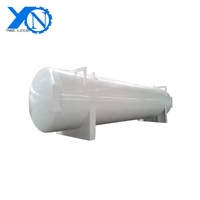 Top selling china factory 40 50 ton bulk gas tank pressure vessel 100cbm storage tank price