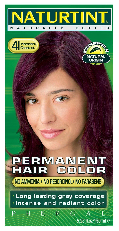 Buy Naturtint Permanent Hair Color 4i Iridescent Chestnut 528 Fl