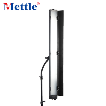 Mettle Strip LED Light 75W RGB Multi-color Multi-function portrait Photo Studio Photographic Lighting led panel Video Light