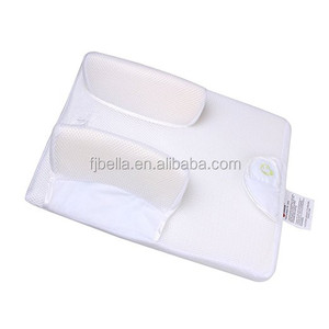 Anti Baby Spit Milk Fixed Positioner System Waist Support Prevent Flat Head Sleep Pillow