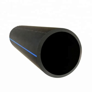 PE 80 polyethylene water rigid pipe prices and black plastic xinjiang hdpe the socket water pipe roll