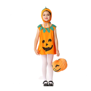 80e7459ac3 China Pumpkin Carnival Costumes