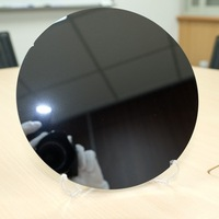 High quality low resistivity 200mm thick single crystal silicon wafer