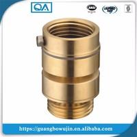 Brass anti siphon vertical check valve pvc,vertical check valve
