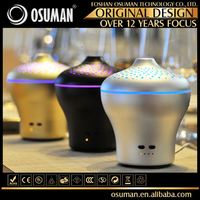original brand noiseless comfortable electrical translucent ceramic aroma oil diffuser