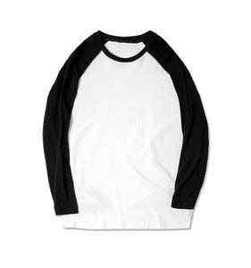 latest model long line men work t-shirt/bamboo spandex christmas t shirt