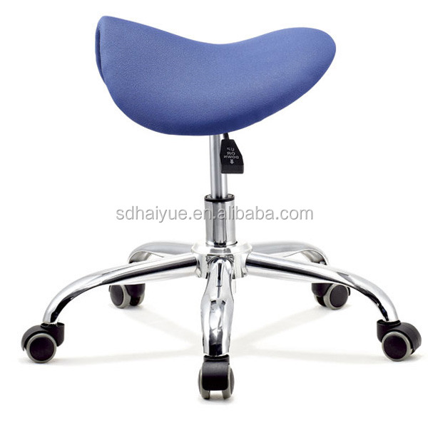 Charming Ergonomic Normal Size Low Seat Height Salon Barber Chair With Wheels