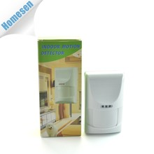 Wireless PIR Motion Sensor With Self-Test/Anti Tamper/Low Battery Alert
