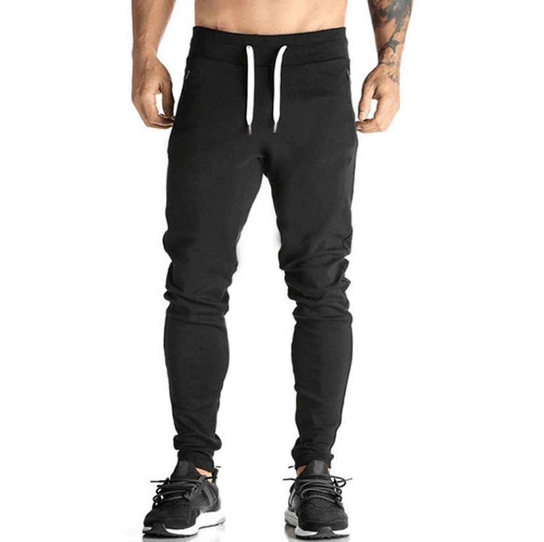 Amiley Sweatpants Men, Mens Trousers Sweatpants Harem Pants Slacks Casual Jogger Dance Sportwear Baggy