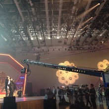 Professional 17m heavy camera crane Andy Jib-417,made in China