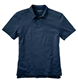 High-end Custom Logo Navy Soft and Fit Men Tops 100% Supima Cotton Polo T-shirt For Men