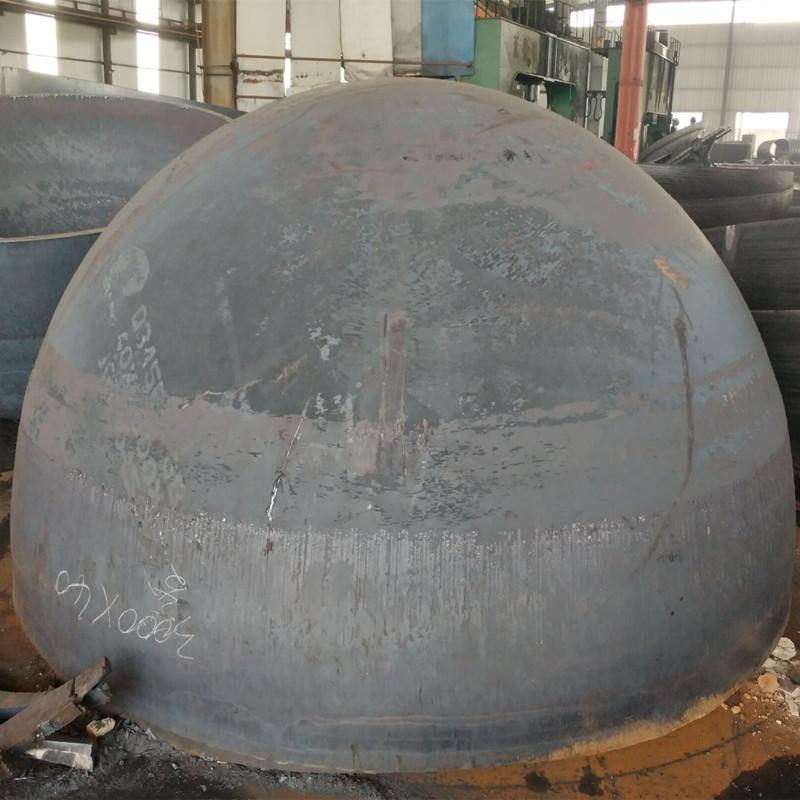 आउटडोर दौर स्टील धातु आधा क्षेत्रों स्टील hemispheres उद्यान आग क्षेत्र गड्ढे