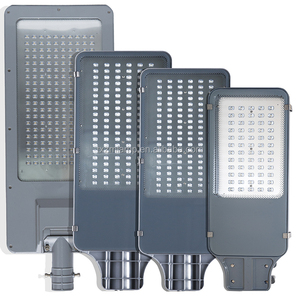 High Lumen Street Light For Plaza Garden Park Lighting Solar Led 50w led street light housing