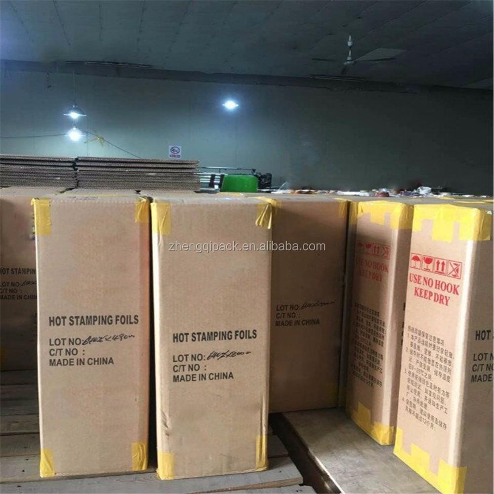 Оптовая продажа горячего тиснения фольги для ПВХ, PS,ABS,WPC