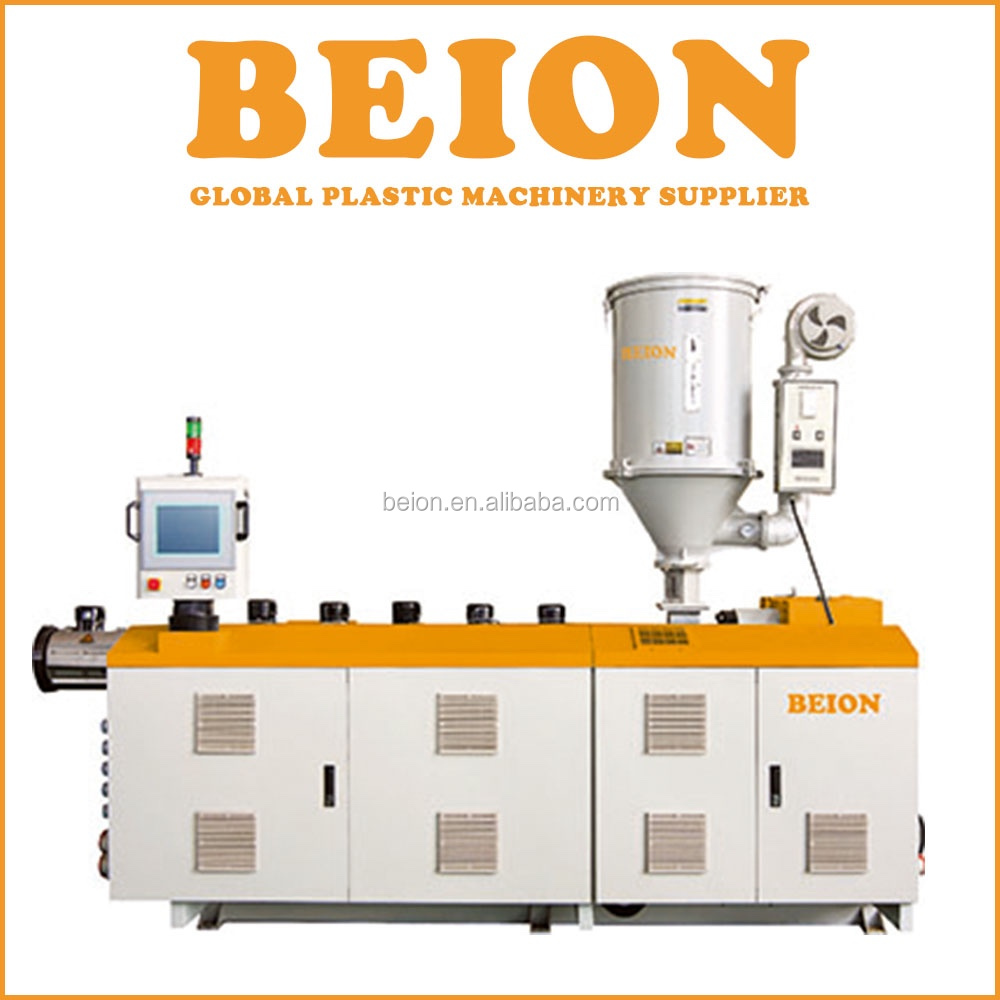 BEION Plastic extruder Machine Single Screw Extruder For Pipe extrusion