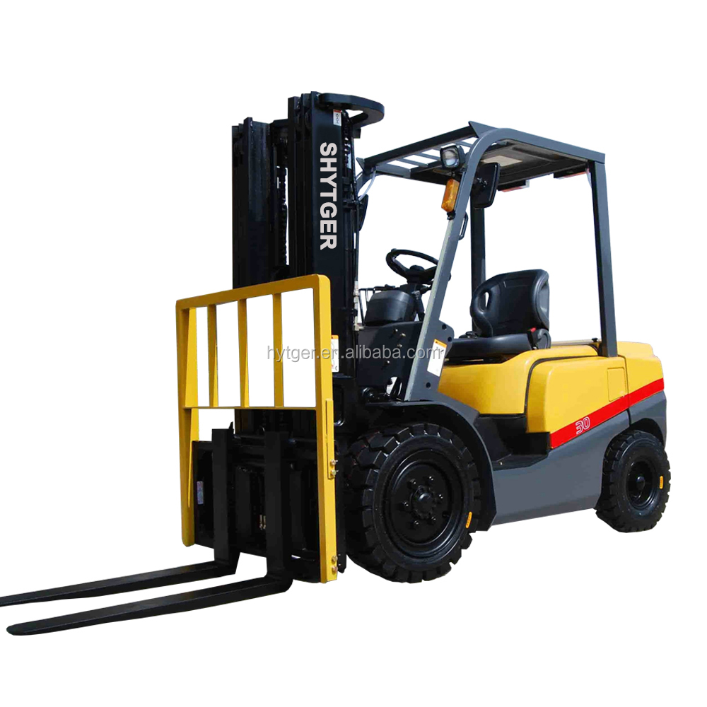 SHYTGER 3 Ton Diesel Forklift With Forklift Gearbox Sales In Singapore