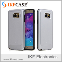 Multi color TPU PC smartphone covers for Samsung Galaxy note 5