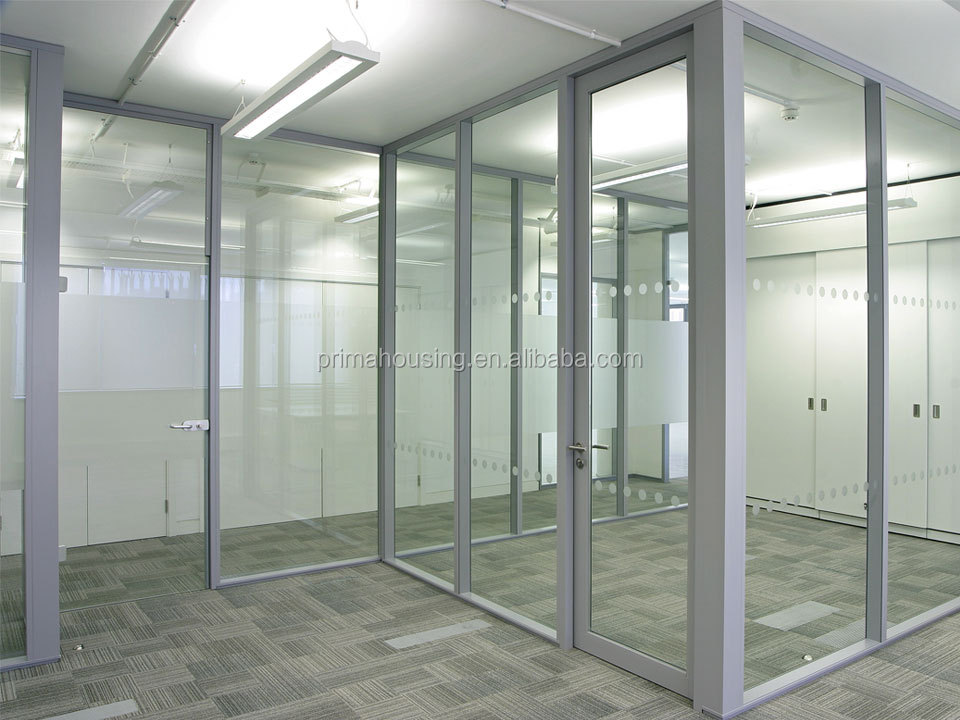 Space Dividers Office /frosted Glass Office Partitions /interior Glass  Walls   Buy Interior Glass Walls,Frosted Glass Office Partitions,Space  Dividers ...