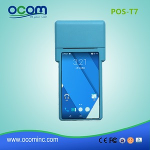 POS-T7 Android touch screen industrial pda handheld computer