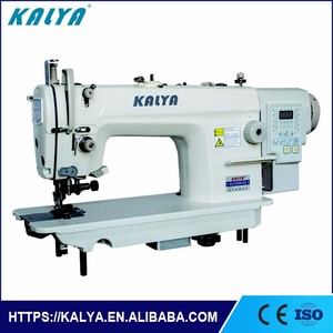 KLY5200-D3 automatic computer elna machine with verticle edge trimmer