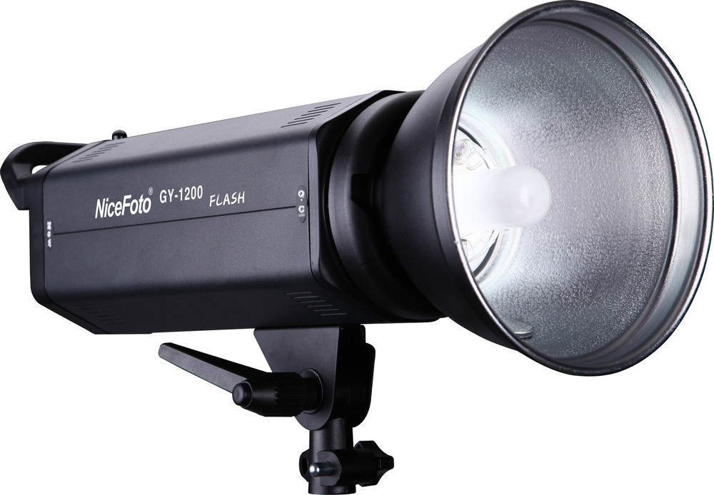 Yunchenghe 300SDI 250W Photography Studio Vide Camcorder Strobe Flash Speed Light