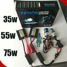 Lage <span class=keywords><strong>defect</strong></span> tarief dual beam 6000 k 35 w xenon HID koplamp conversie kit H1 H7 H11 880 H4 H13 HB3 HB4