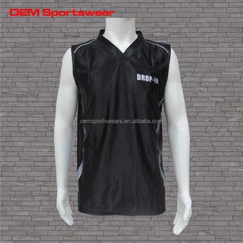 9867e77b195b Blank Mesh Sublimation Custom Basketball Jerseys - Buy Custom ...