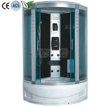 Standard size free standing comfortable shower steam room
