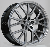 GC 15'' super light tyre alloy wheel rim