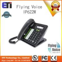 2 Lines Standard Wireless Desktop IP Phone