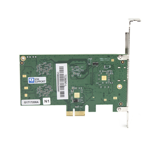 Factory price Real Time video conference 4096x2160P30 pci express hdmi capture card