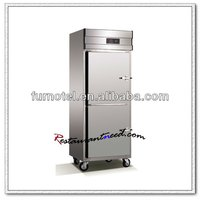 R089 500L/800L Tube Style Static Cooling Reach-In Kitchen Refrigerator & Freezer