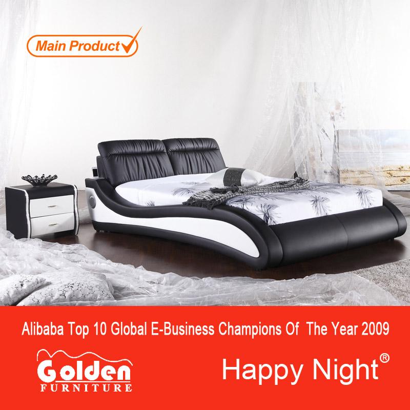 Malasia 2014 muebles marco de la cama accesorios música con diseños ...