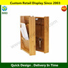 Home Basics Letter Rack with Key Box, Bamboo YM6-266