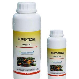 20%SC 50% SC Insecticide Acaricide Clofentezine